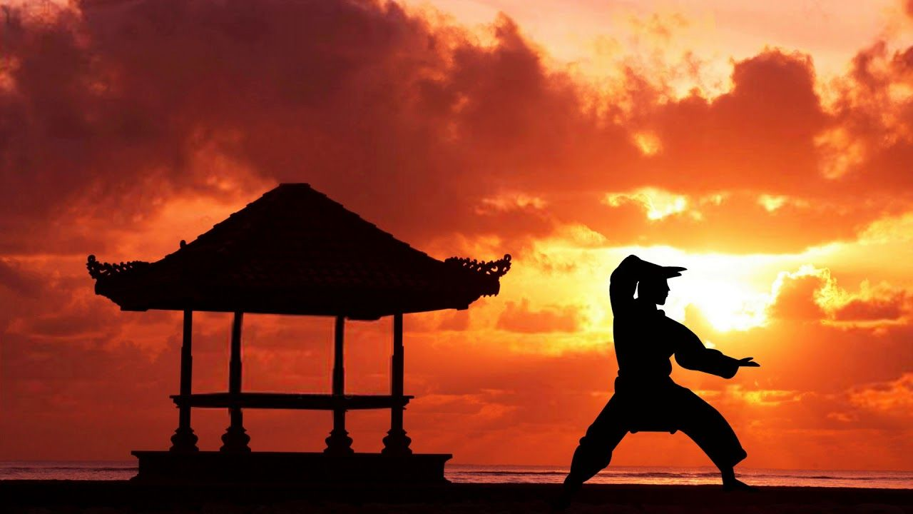Meditatiiviset lajit Tai chi